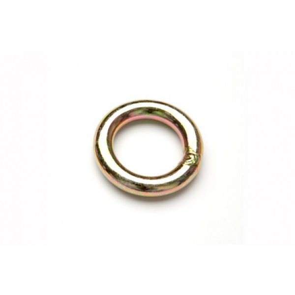 FIXE HARDWARE Plated Steel Rappel Ring