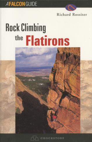 Rock Climbing the Flatirons