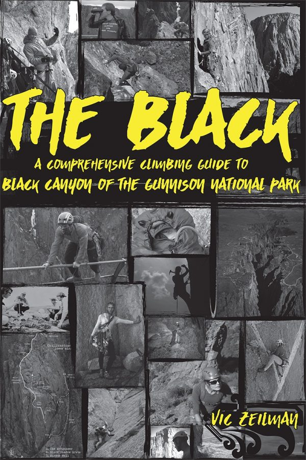 THE BLACK: Climbing Guide