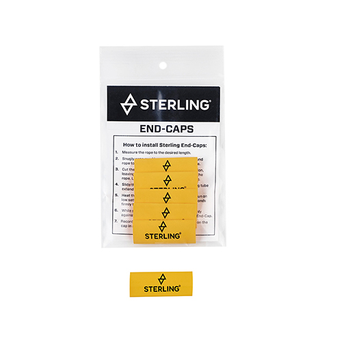STERLING Rope End Labels