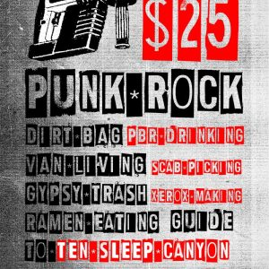 Punk Rock Ten Sleep Canyon