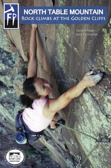 North Table Mountain: Rock Climbs at the Golden Cliffs
