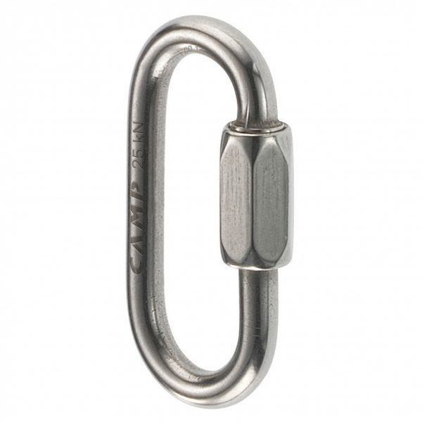 CAMP Oval Quick Link Stainless Steel